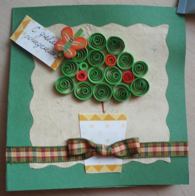 Handmade открытки