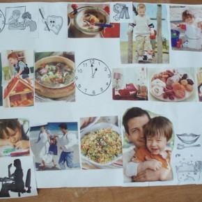 Как научить ребенка соблюдать режим дня с помощью плаката?