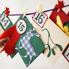 Как сделать Адвент-календарь для детей