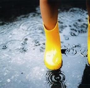Веселые прогулки. Чем заняться на прогулке в  дождливый день - День 4