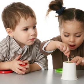 Начни день с  игры! Интересные занятия  для детей